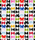 Novelty Cotton Fabric-Butterfly Stripe