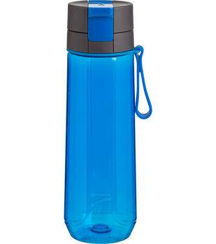 Trudeau 26 oz. DNA Water Bottle-Cobalt Blue