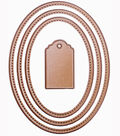Gina K Designs 3 Nested Oval Dies-Large