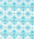Keepsake Calico Cotton Fabric 43\u0022-Spa Medallion