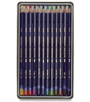 Derwent Inktense Pencil Set 12/Tin