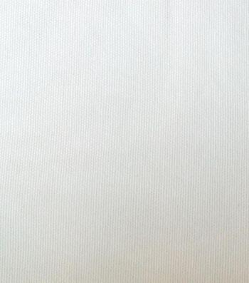 "Home Essentials Lightweight Decor Fabric 45""-White"