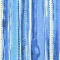 Dena Designs Upholstery Fabric 13x13\u0022 Swatch-Splash Zone Azure