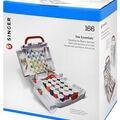 Singer Sew Essentials Storage System 165pcs 10\u0022X8.5\u0022X6\u0022 White