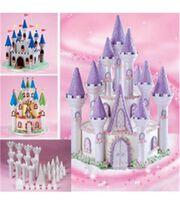 Wilton Romantic Castle Cake Set, , hi-res
