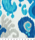 P/Kaufmann Outdoor Print Fabric 54\u0027\u0027-Journey Seaglass