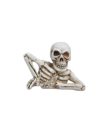 Maker's Halloween Littles Half Skeleton
