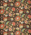 Home Decor 8\u0022x8\u0022 Fabric Swatch-Eaton Square Eet   Pebble Floral