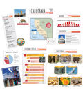 State Bulletin Board Set, California