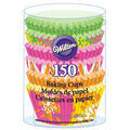 Standard Baking Cups-Neon Florals 150/Pkg