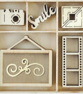 Themed Mini Wooden Flourishes-Snapshot