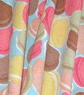 Home Essentials Upholstery Fabric 45\u0027\u0027-Macaron on Aqua