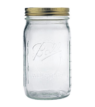 Ball Wide Mouth Canning Jar Quart