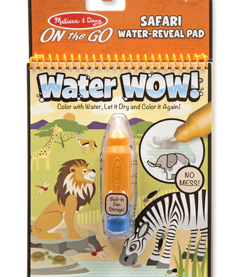 Melissa & Doug Water Wow-Safari