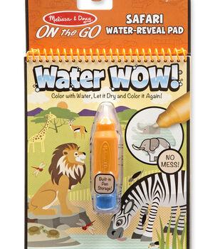 Melissa & Doug ON the GO Water Wow! Water-Reveal Pad-Safari