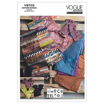 Vogue Pattern V8703 All Sizes