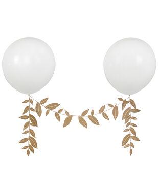 Balloon Kit-Gold Leaf