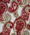 Outdoor Fabric-Solarium Istanbul Cherry