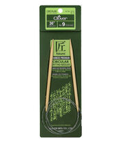 "Takumi Bamboo Circular Knitting Needles 36""-Size 9/5.5mm, , hi-res"