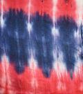 Americana Stretch Knit Fabric -Tie Dye
