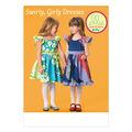 Kwik Sew Child Dress-K0184