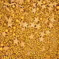 The Sweet Tooth Fairy Small Sprinkle Mix-Gold