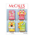 McCall\u0027s Pattern M7396 Animal-Motif Chair Covers & Seat Cushions