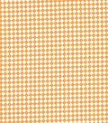 Quilter\u0027s Showcase Cotton Fabric -Amber & Yellow Checker