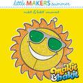 Little Makers Makit & Bakit Suncatcher-Sun