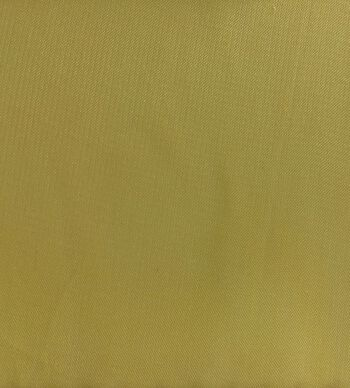 """Glitterbug Chiffon Fabric 45""""-Solid Yellow"""