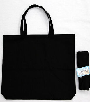 Large Tote Black