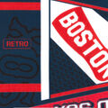 Boston Red Sox Felt Panel 36\u0027\u0027-Pennant