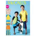 McCall\u0027s Girls Casual-M6548