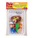 3-D Rhyme Basket