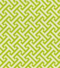 Home Decor 8\u0022x8\u0022 Fabric Swatch-PKL Cross Section Honeydew