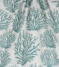 Home Essentials Lightweight Decor Fabric 45\u0027\u0027-Beachglass Coralreef
