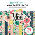 Double-Sided Paper Pad 6\u0022X6\u0022-Just Be You