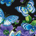 1 Yard Fabric Panel-Butterfly