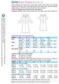 Kwik Sew Misses Dress-K3704