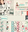 Authentique Collection Kit 12\u0022X12\u0022-Fabulous