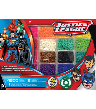 Perler Justice League Deluxe Box