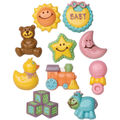 Wilton Candy Mold 2/Pkg-Baby
