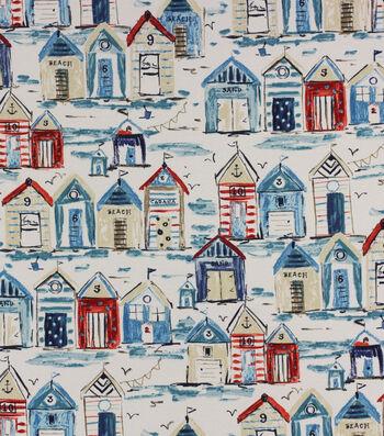 Solarium Outdoor Print Fabric 54''-Cabana Bay Sailor