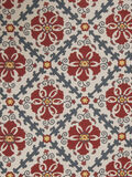 Home Decor 8x8 Fabric Swatch-Jaclyn Smith Akins Punch