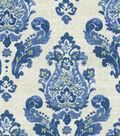 Waverly Upholstery Fabric 55\u0022-Gypsy Charm Ceramic