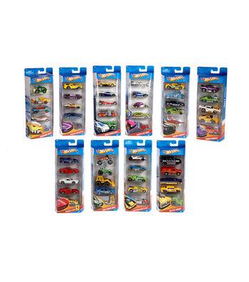 Hot Wheels 5 Pack Assortment