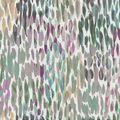Kelly Ripa Home Upholstery Fabric 9\u0022x9\u0022 Swatch-Make It Rain Seaglass