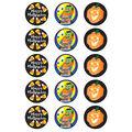 Trend Enterprises Inc. Halloween/Licorice Stinky Stickers, 60/Pack