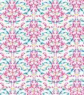 Quilter\u0027s Showcase Fabric -Capri Breeze Floral Vine