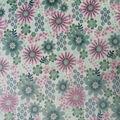 Sew Lush Fabric-Dusty Aura Floral